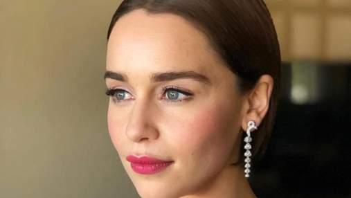 Емілія Кларк розповіла, чому вона не хоче робити жодні ін'єкції краси