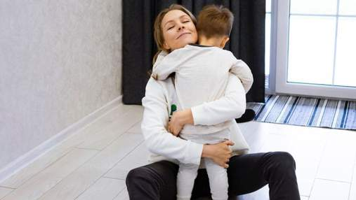 Елена Шоптенко обнародовала трогательное фото с сыном
