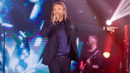 Олег Винник возразил, что концерт в Броварах состоялся без соблюдения норм