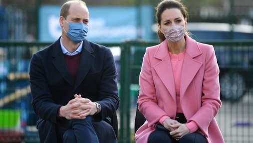 Принц Уильям впервые публично прокомментировал интервью брата: мы вообще не расистская семья