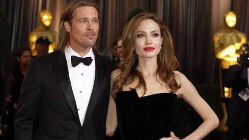 Анджеліна Джолі має докази домашнього насилля з боку Бреда Пітта, – ЗМІ