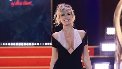 Гайді Клум показала, як готувалась до першого показу Victoria's Secret: архівне відео в білизні
