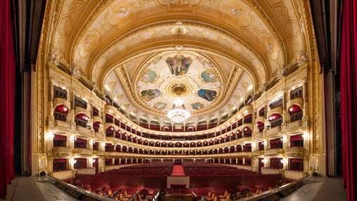Театры Украины: места, которые поразят своей атмосферностью