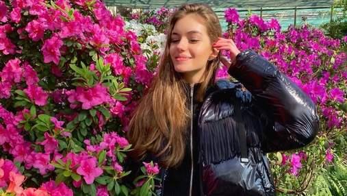 Дружина Дмитра Комарова розповіла про подорож на Закарпаття без чоловіка