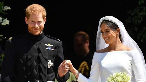 Меган Маркл збрехала про таємне весілля: в мережі з'явилося свідоцтво про шлюб