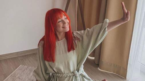Светлана Тарабарова восхитила нежным образом: яркие фото в весеннем платье