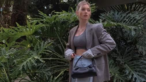 Призналась в любви к телу: Эльза Хоск впервые показала роскошную фигуру после родов
