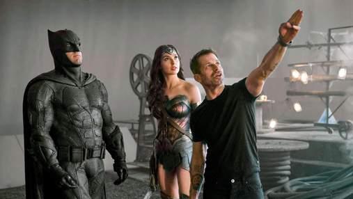 Warner Bros. не заинтересованы в работе со Снайдером, а тот и больше не хочет снимать комиксы