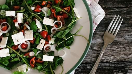 Как изменится организм, если регулярно есть салаты