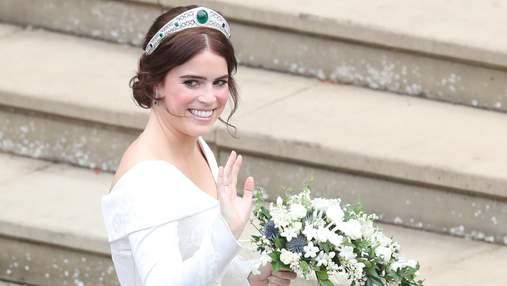 Принцесі Євгенії – 31: як королівська сім'я привітала онучку Єлизавети II