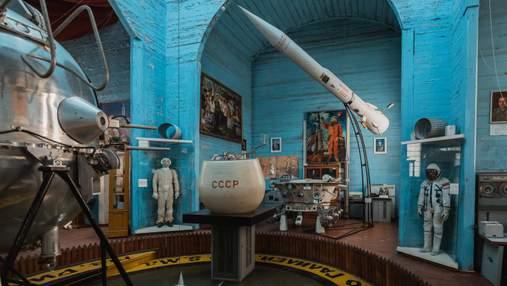 История Космоса в Переяславе: единственный музей в мире, расположенный внутри древней церкви