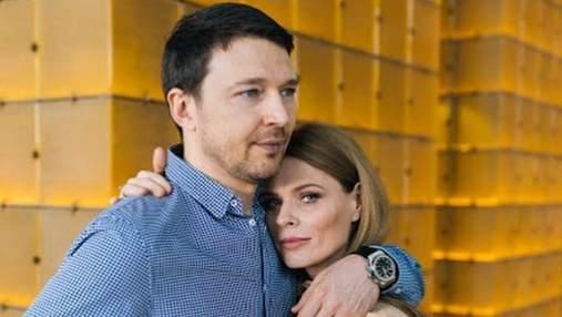 Ольга Фреймут поделилась редкими фото с мужем
