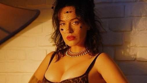 Даша Астафьева завела сеть дерзким образом: фото в боди и колготках в сетку