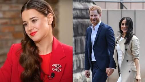"""Итоги недели: интервью """"тайной"""" жены Дзидзьо, новая работа принца Гарри и бэйби-бум"""