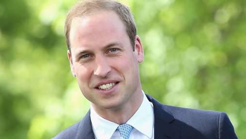 Принц Уильям стал самым сексуальным лысым мужчиной мира