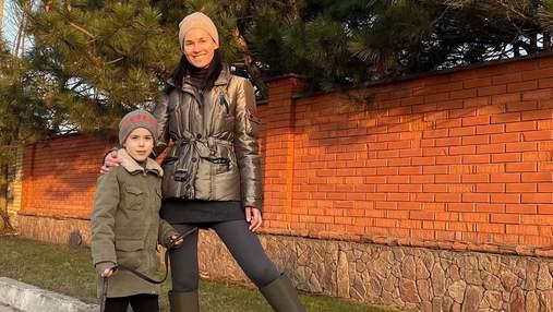 Маша Єфросиніна показала, як виріс її молодший син: миле фото