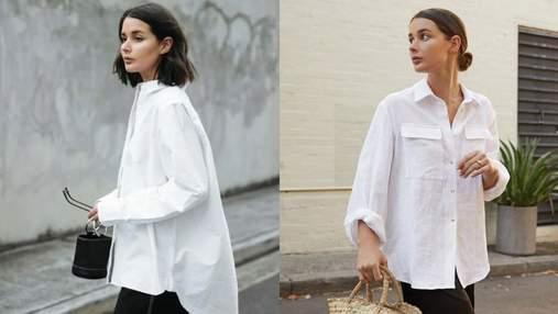 Як правильно обрати білу сорочку: золоті правила від Андре Тана