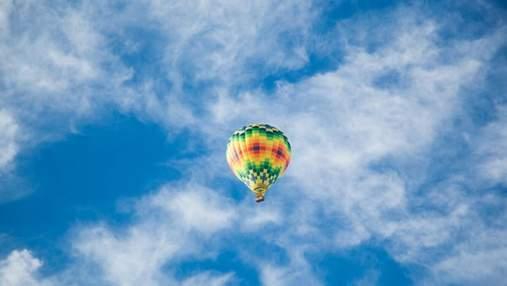 На высоте птичьего полета: где в Украине можно подняться в небо на воздушном шаре