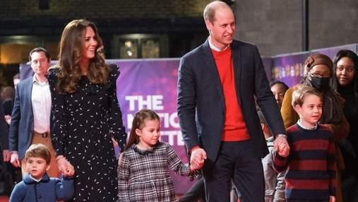 Как у Елизаветы II: какое хобби появилось у детей принца Уильяма и Кейт Миддлтон