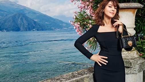 Возвращение музы: Моника Белуччи снова сотрудничает с Dolce & Gabbana