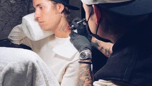 Бібер випустив альбом Justice і зробив татуювання: чому мама і дружина Гейлі були  проти