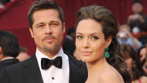 Анджеліна Джолі та Бред Пітт витратили 2 мільйони доларів через розлучення