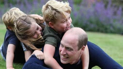 Відірвались на повну: як Кейт Міддлтон та принц Вільям з дітьми святкували Пасху