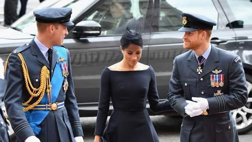 """Принцам Гарри и Уильяму удалось """"отложить конфликт"""" ради статуи принцессы Дианы"""