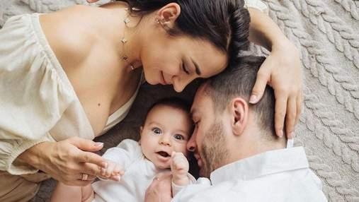 Ілона Гвоздьова зачарувала мережу чуттєвим сімейним фото