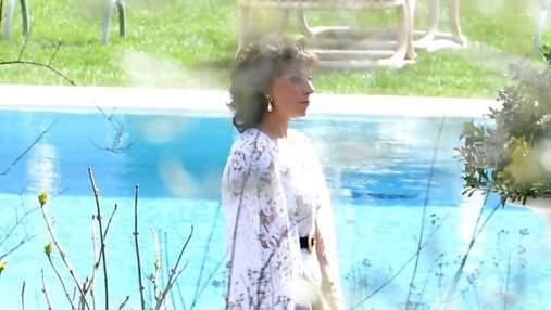 """Леді Гага приміряла весільну сукню на зйомках """"Будинку Гуччі"""": перші фото"""