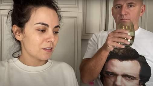 Настя Каменских показала, как поссорилась с Потапом из-за поездки в Мексику: видео