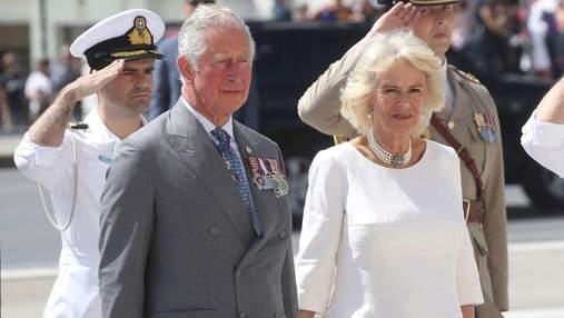 Принц Филипп отошел в день 16 годовщины свадьбы Чарльза с Камиллой