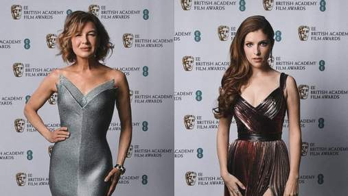 Червона доріжка премії BAFTA-2021: які актори завітали на церемонію