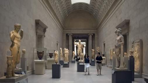 Чем знаменит Музей искусств Метрополитен: новый дудл от Google
