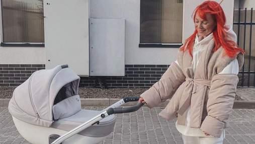 Світлана Тарабарова замилувала новим фото з маленькою донечкою