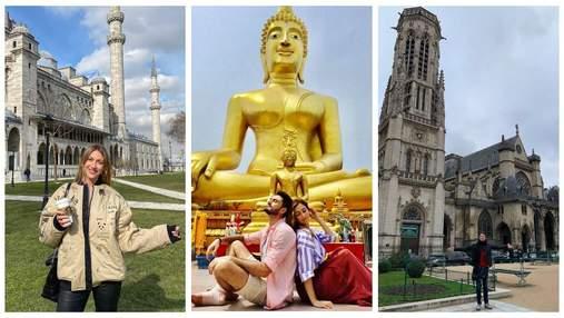 Тест-путешествие: отгадайте памятник вместе с Лесей Никитюк, Сергеем Притулой и другими звездами