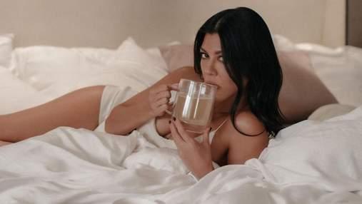 Сексуальной Кортни Кардашян – 42: самые откровенные фото американской телезвезды 18+