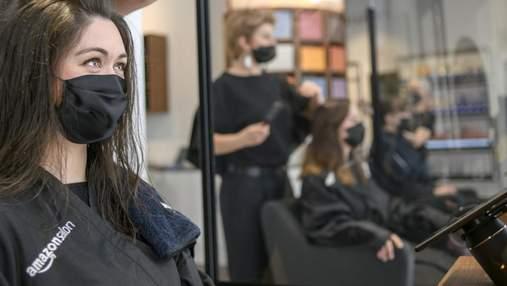 Доповнена реальність та QR-коди: Amazon відкриє високотехнологічну перукарню