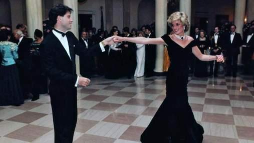 Я ніколи цього не забуду, – Джон Траволта згадав, як танцював з принцесою Діаною в Білому домі