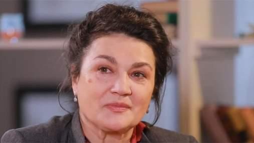 Наталья Сумская объяснила, почему не общается с сестрой Ольгой
