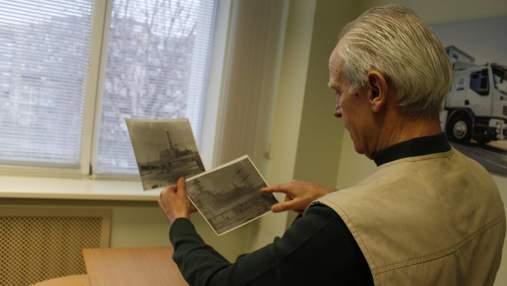 Чудово розумів, що це вибух, – автор першої карти рівнів радіації та фото блоку ЧАЕС