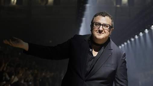 Умер дизайнер Альбер Эльбаз, который работал с Lanvin и Yves Saint Laurent
