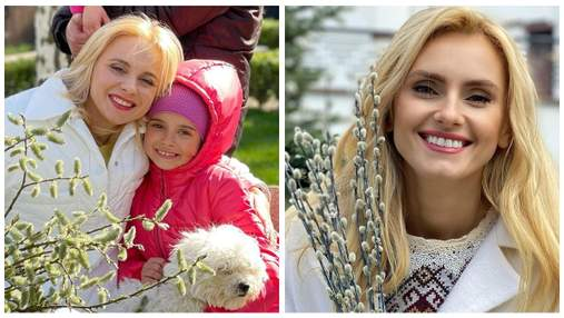 Федишин, Осадча, Ребрик: як українські зірки святкують Вербну неділю