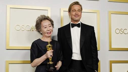 Флірт з Бредом Піттом і тверк Гленн Клоуз: найкурйозніші моменти Оскара-2021