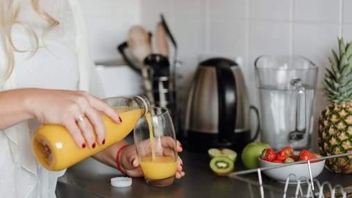 10 доступних напоїв, які допоможуть худнути навіть під час сну