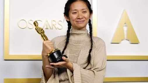 В Китае запретили писать о победе Хлои Чжао на Оскаре-2021