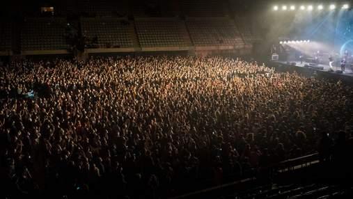 Эксперимент в Испании: после концерта у 5 тысяч человек не выявили COVID-19