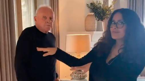 83-річний Ентоні Гопкінс відсвяткував перемогу на Оскарі кумедним танцем: відео