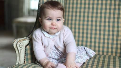 Принцессе Шарлотте – 6: милейшие фото единственной дочери Кейт Миддлтон и принца Уильяма