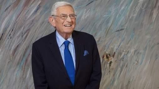 В США умер миллиардер и филантроп Эли Брод